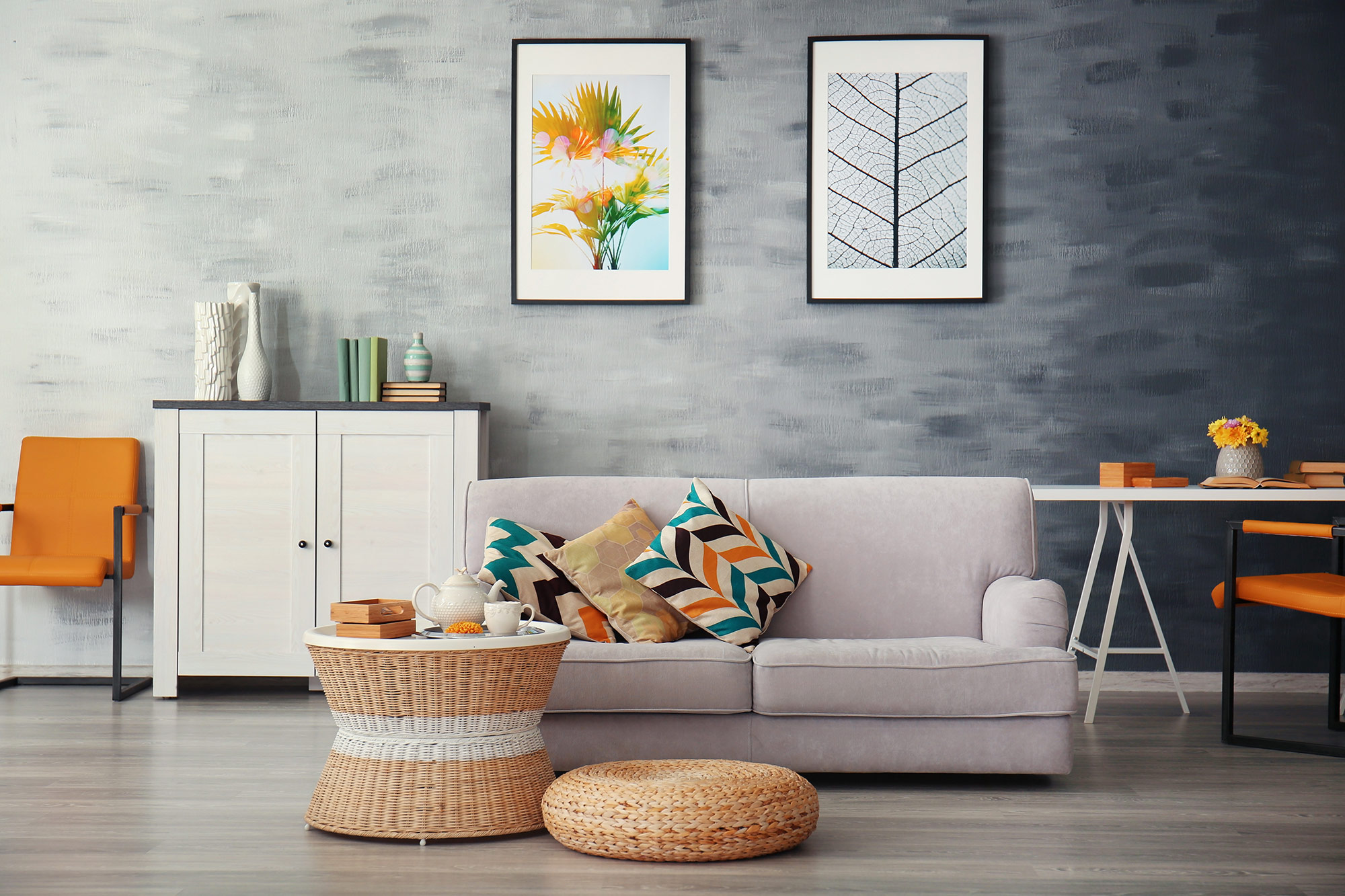 What is Living Area or Drawing Room or Front Room in Chennai